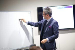 ビジネスマップ作成講座レポート