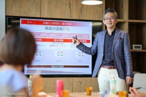 ビジネスマップ講義勝野先生